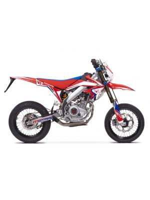 Derapage 125 RR rot
