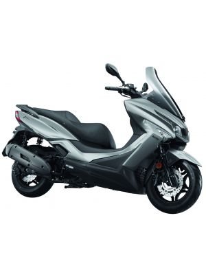 X-Town 125i CBS E4 anthrazit metallic