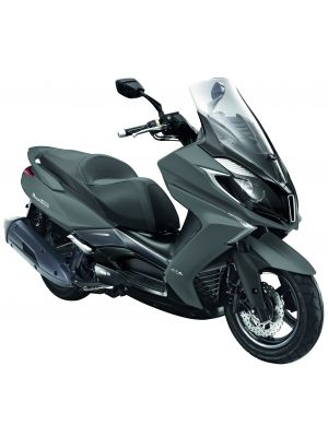 New Downtown 125i ABS E4 silbergrau matt