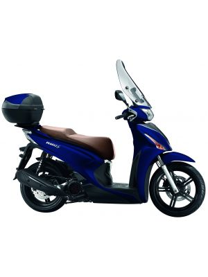 New People S 125i ABS E4 blau metallic
