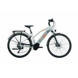 RS4 TKK SLX10 P500 Integrated LADY 44 silber/orange